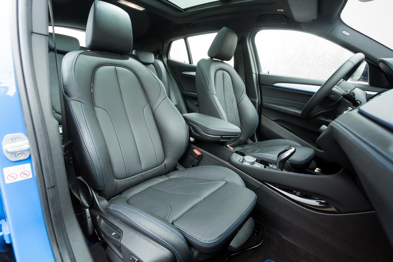 essai comparatif le bmw x2 20d d fie le jaguar e pace d180 photo 44 l 39 argus. Black Bedroom Furniture Sets. Home Design Ideas