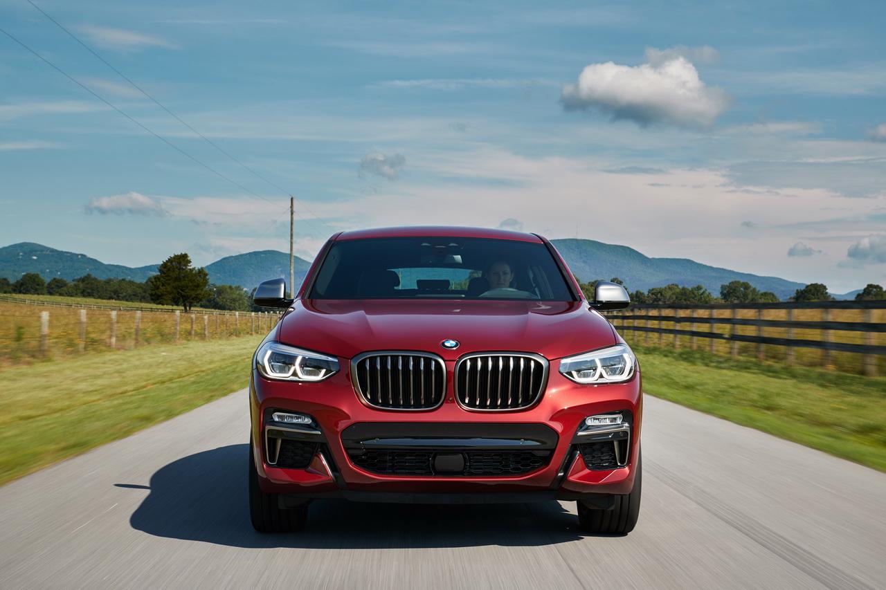 Essai BMW X4 2018 : notre avis sur la version diesel X4 ...