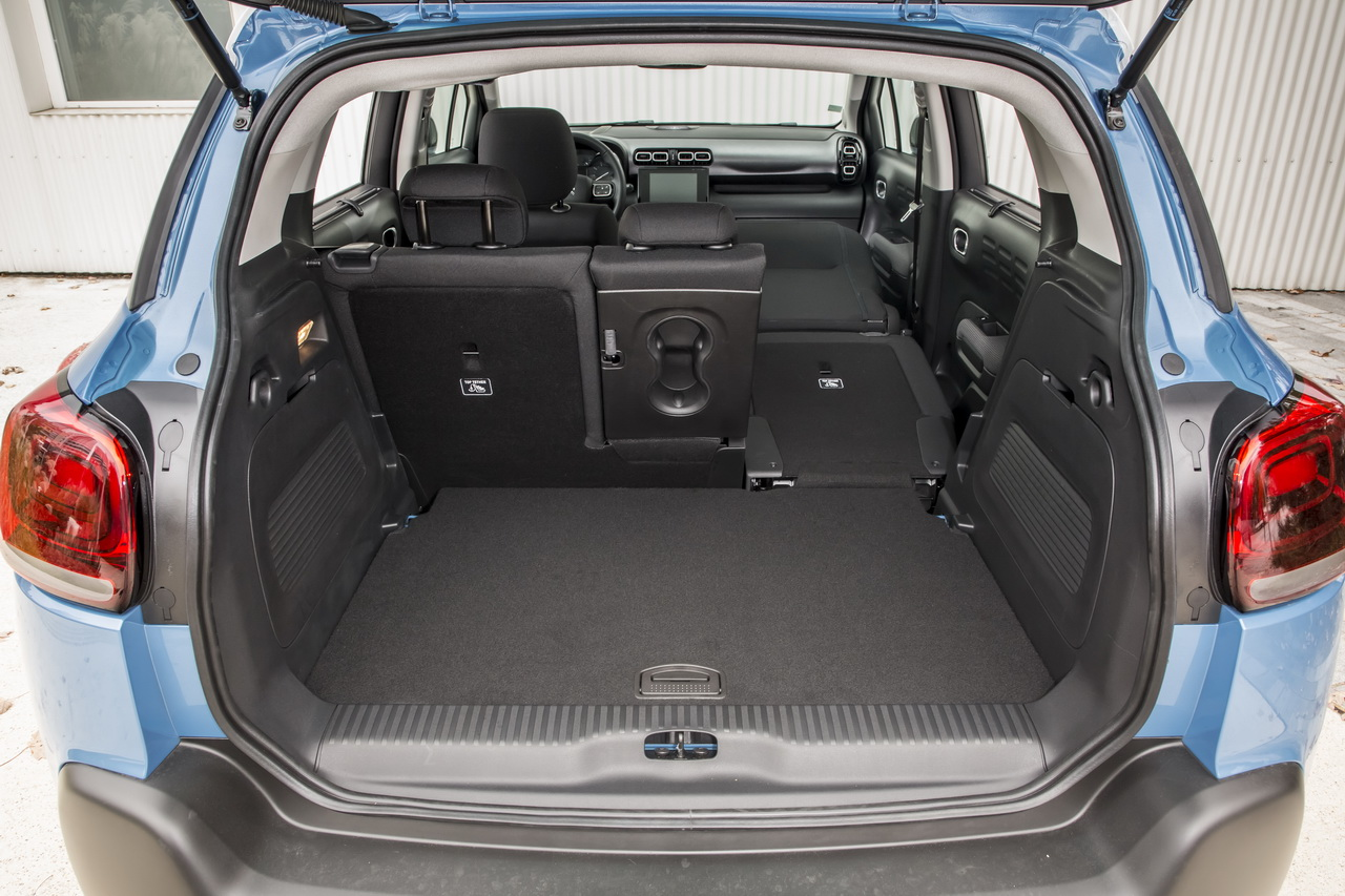 essai comparatif le citro n c3 aircross d fie le renault captur photo 45 l 39 argus. Black Bedroom Furniture Sets. Home Design Ideas