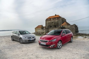 Peugeot 308 SW vs Volkswagen Golf SW : quel break choisir ?