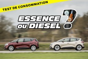 Match Scenic essence et diesel