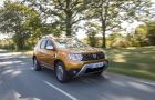 Dacia Duster 2019 Prestige orange travelling avantdroit