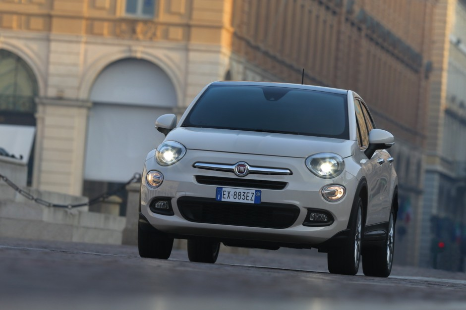essai fiat 500x la fiat du renouveau 2014 photo 21 l 39 argus. Black Bedroom Furniture Sets. Home Design Ideas