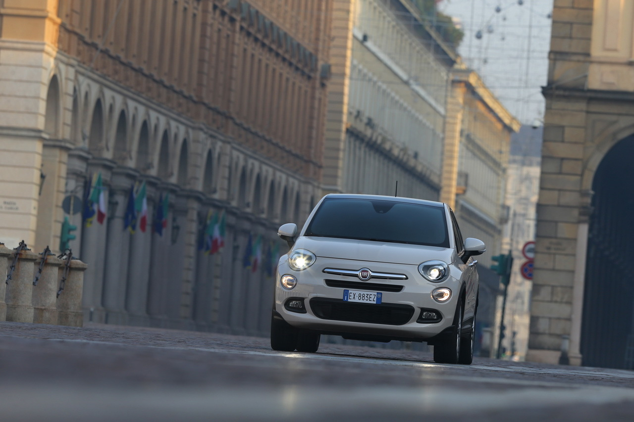essai fiat 500x la fiat du renouveau 2014 photo 22 l 39 argus. Black Bedroom Furniture Sets. Home Design Ideas