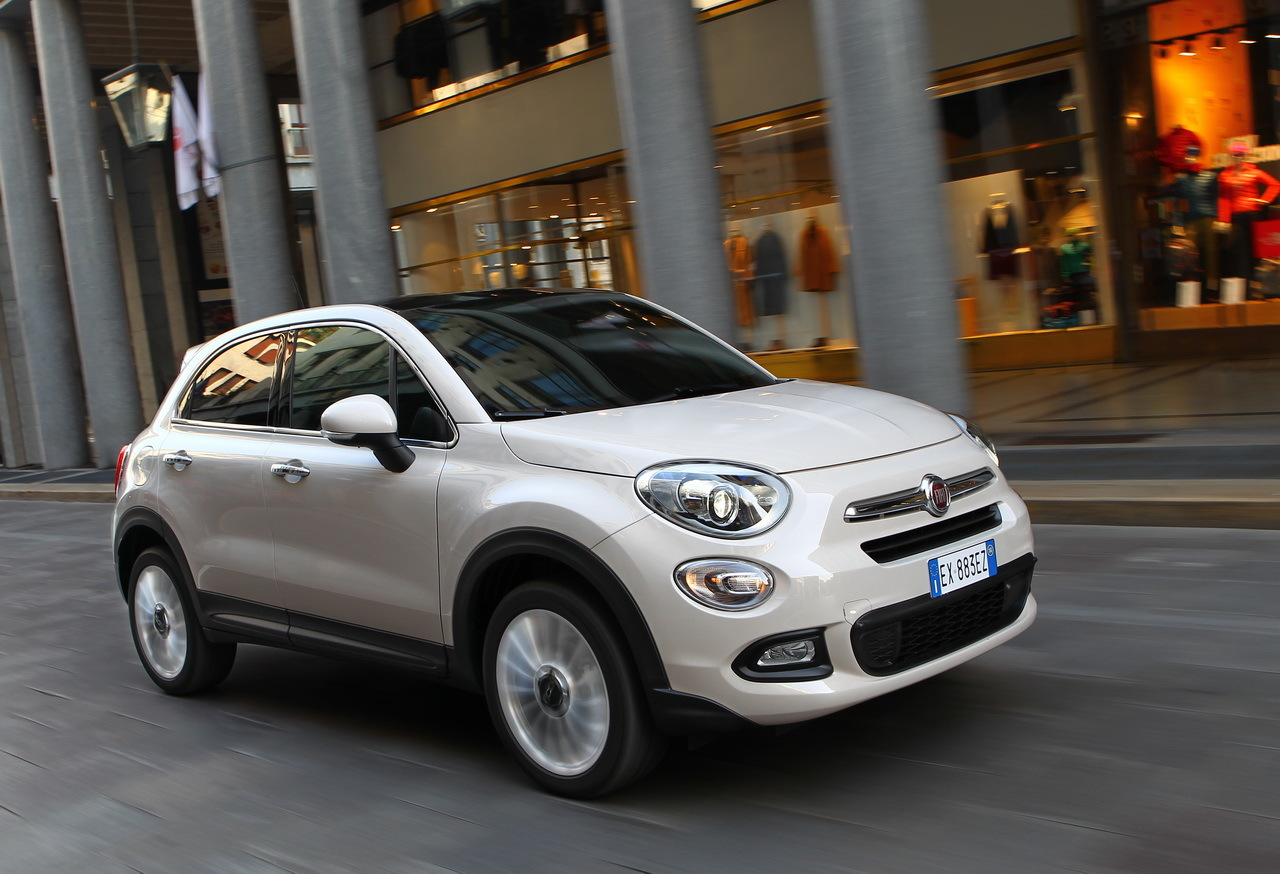 essai fiat 500x la fiat du renouveau 2014 photo 27 l 39 argus. Black Bedroom Furniture Sets. Home Design Ideas