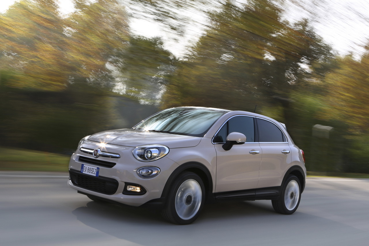 essai fiat 500x la fiat du renouveau 2014 photo 30 l 39 argus. Black Bedroom Furniture Sets. Home Design Ideas