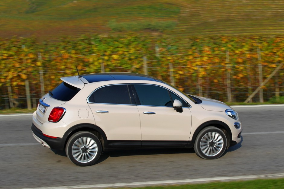 essai fiat 500x la fiat du renouveau 2014 photo 34 l 39 argus. Black Bedroom Furniture Sets. Home Design Ideas