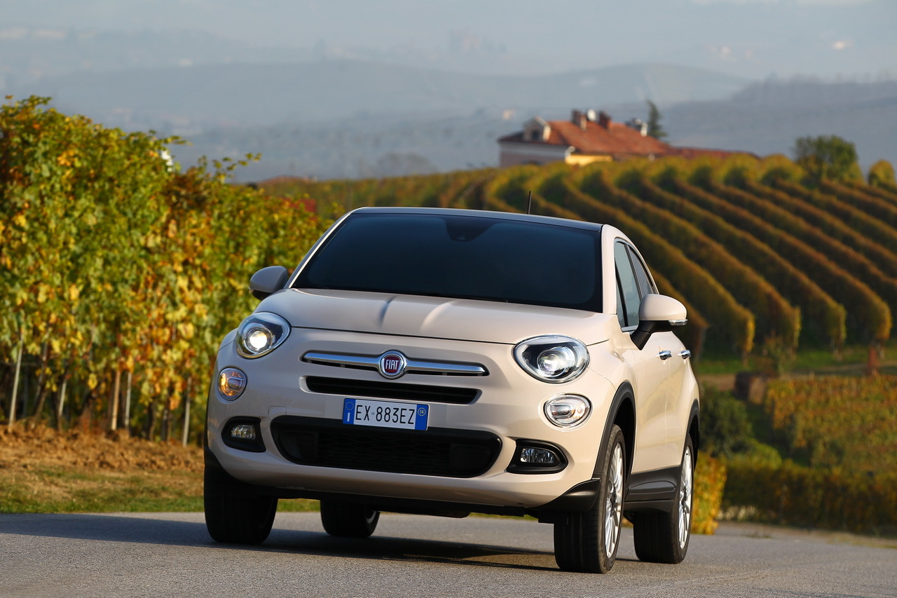 essai fiat 500x la fiat du renouveau 2014 photo 36 l 39 argus. Black Bedroom Furniture Sets. Home Design Ideas