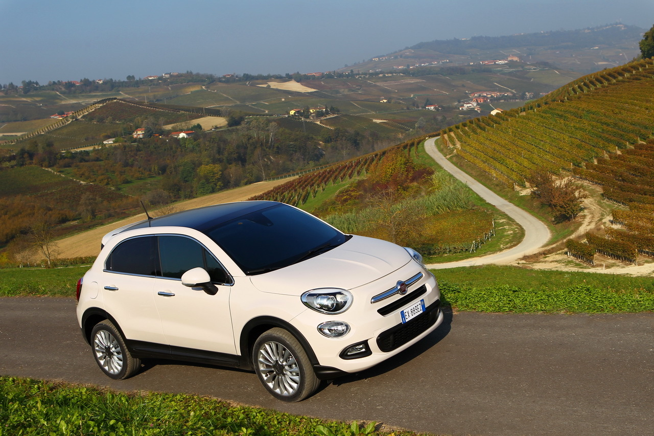 essai fiat 500x la fiat du renouveau 2014 photo 37. Black Bedroom Furniture Sets. Home Design Ideas