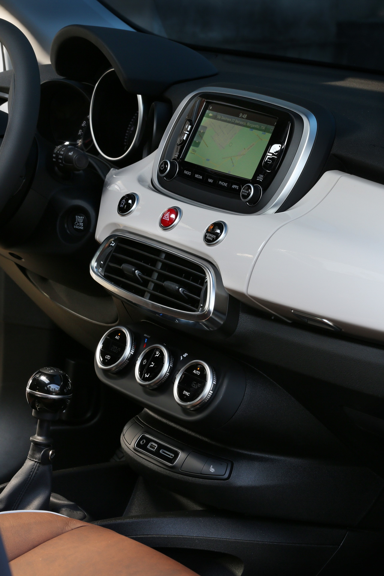 essai fiat 500x la fiat du renouveau 2014 photo 39 l 39 argus. Black Bedroom Furniture Sets. Home Design Ideas