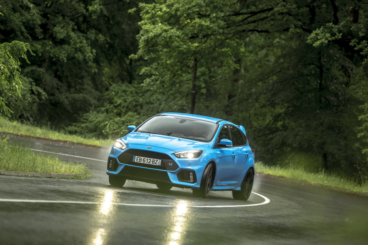 essai ford focus rs le test au n rburgring et sur autoroute libre photo 7 l 39 argus. Black Bedroom Furniture Sets. Home Design Ideas