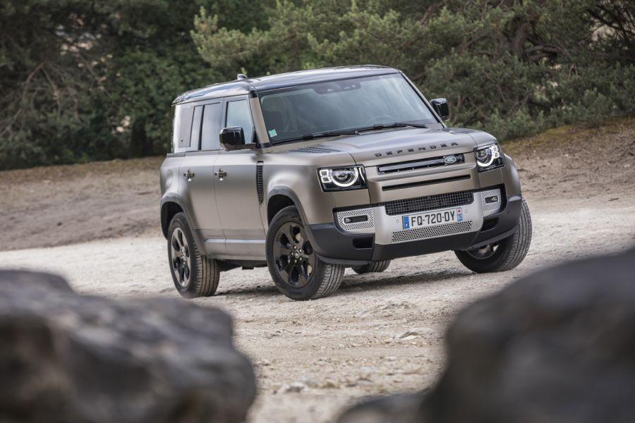 Essai Land Rover Defender 2020 : notre avis sur le nouveau ...