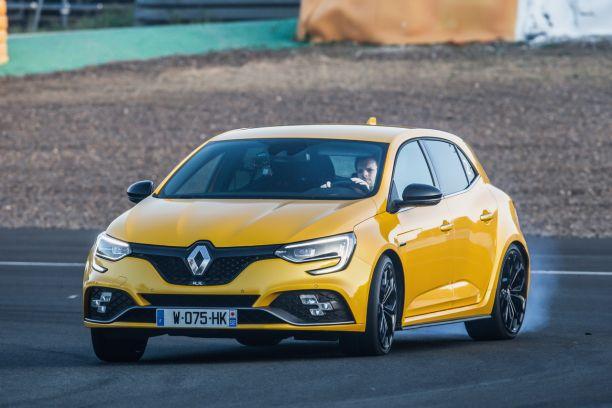 Essai Renault Megane Rs 2018 Le Test Du Chassis Cup Sur