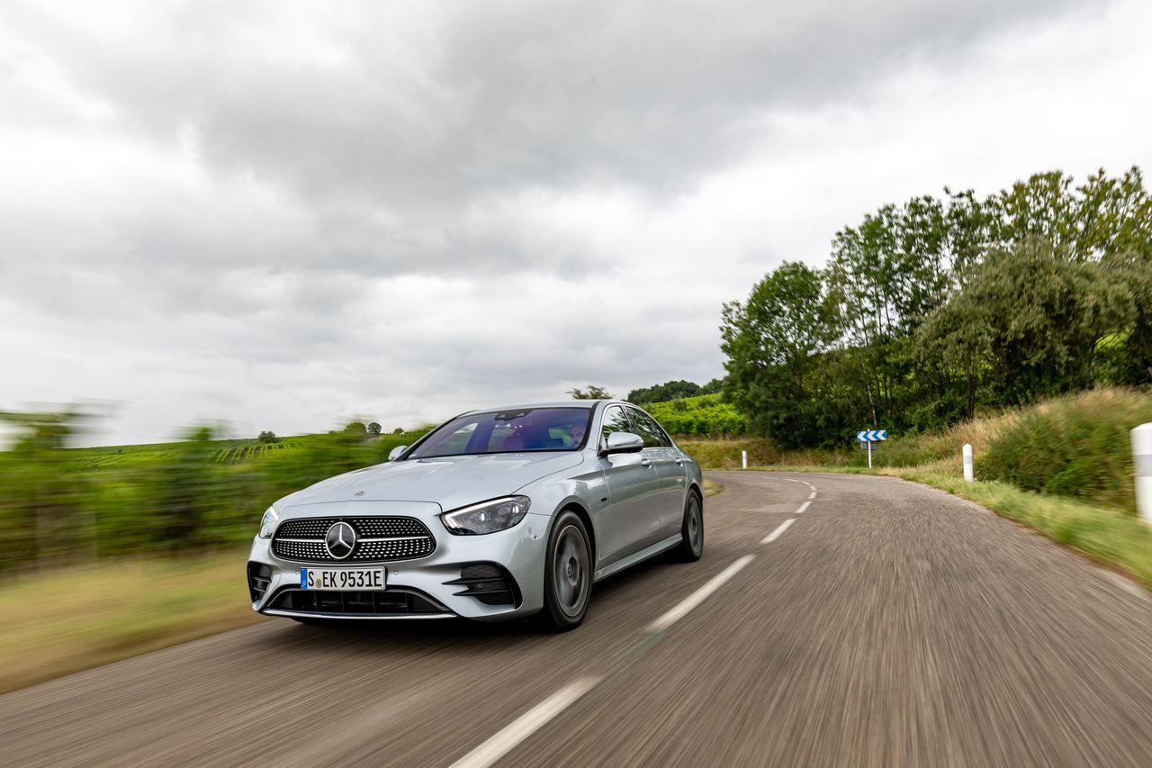 Mercedes Classe E restylée (2020) : notre avis sur l'hybride diesel