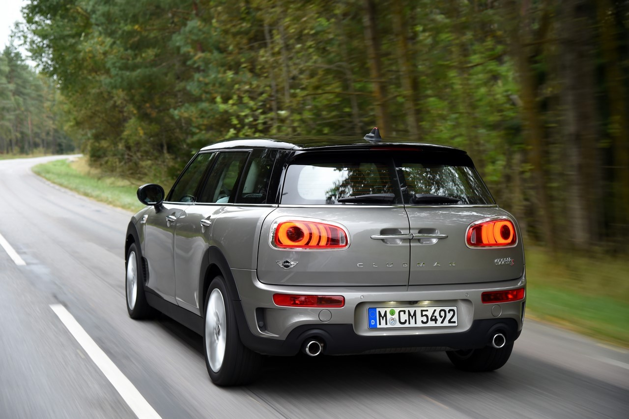 essai mini clubman 2015 elle a vraiment chang photo 13 l 39 argus. Black Bedroom Furniture Sets. Home Design Ideas