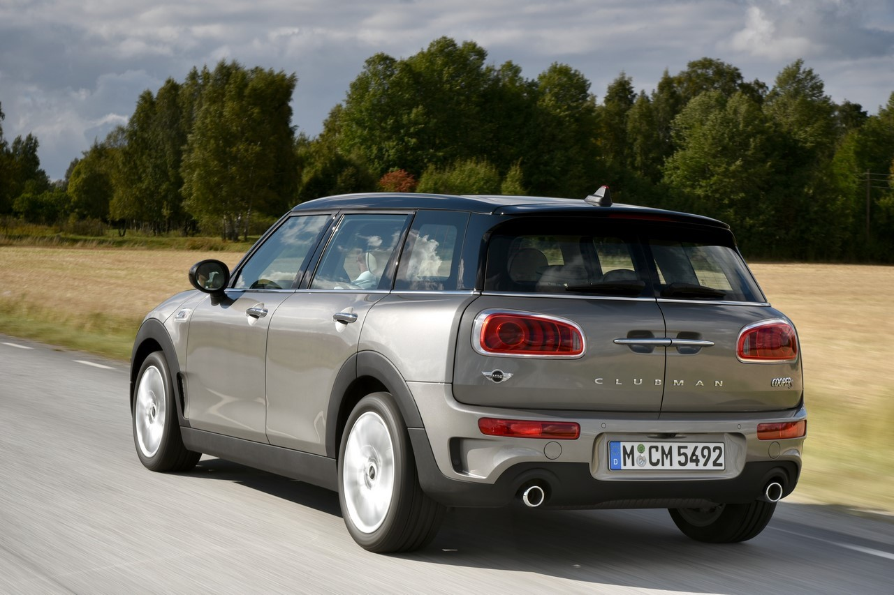 essai mini clubman 2015 elle a vraiment chang photo 6 l 39 argus. Black Bedroom Furniture Sets. Home Design Ideas