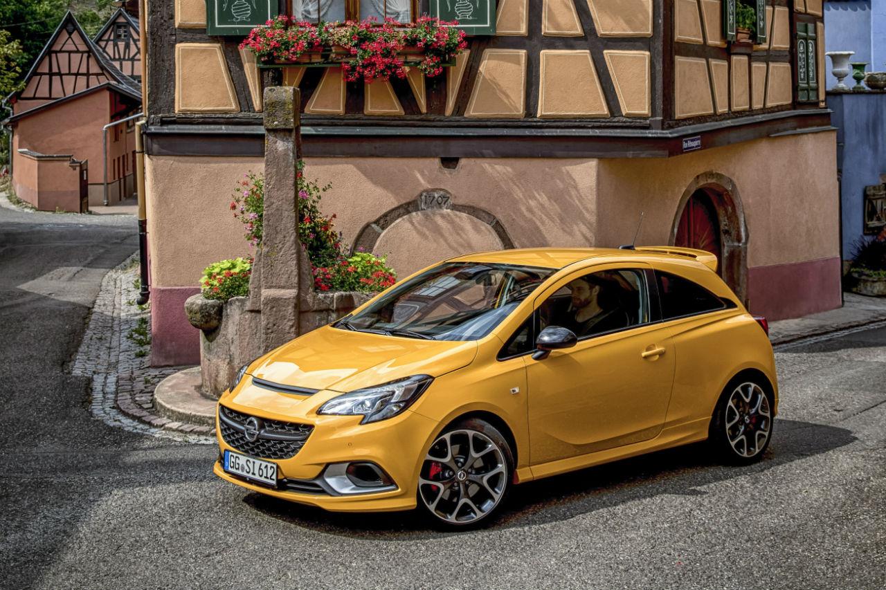 Essai Opel Corsa GSi (2018) : retour en poids plume ...
