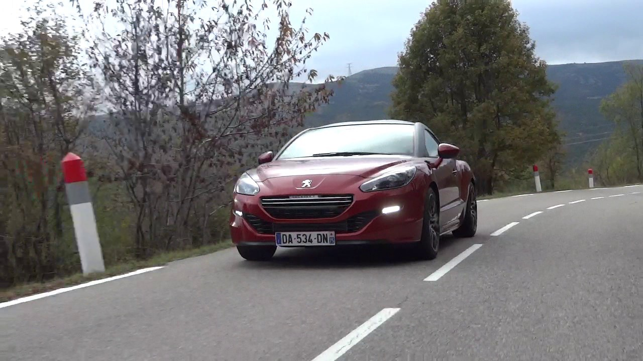 essai vid o de la peugeot rcz r 2013 photo 6 l 39 argus. Black Bedroom Furniture Sets. Home Design Ideas