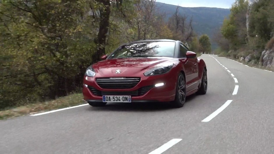 essai vid o de la peugeot rcz r 2013 photo 7 l 39 argus. Black Bedroom Furniture Sets. Home Design Ideas