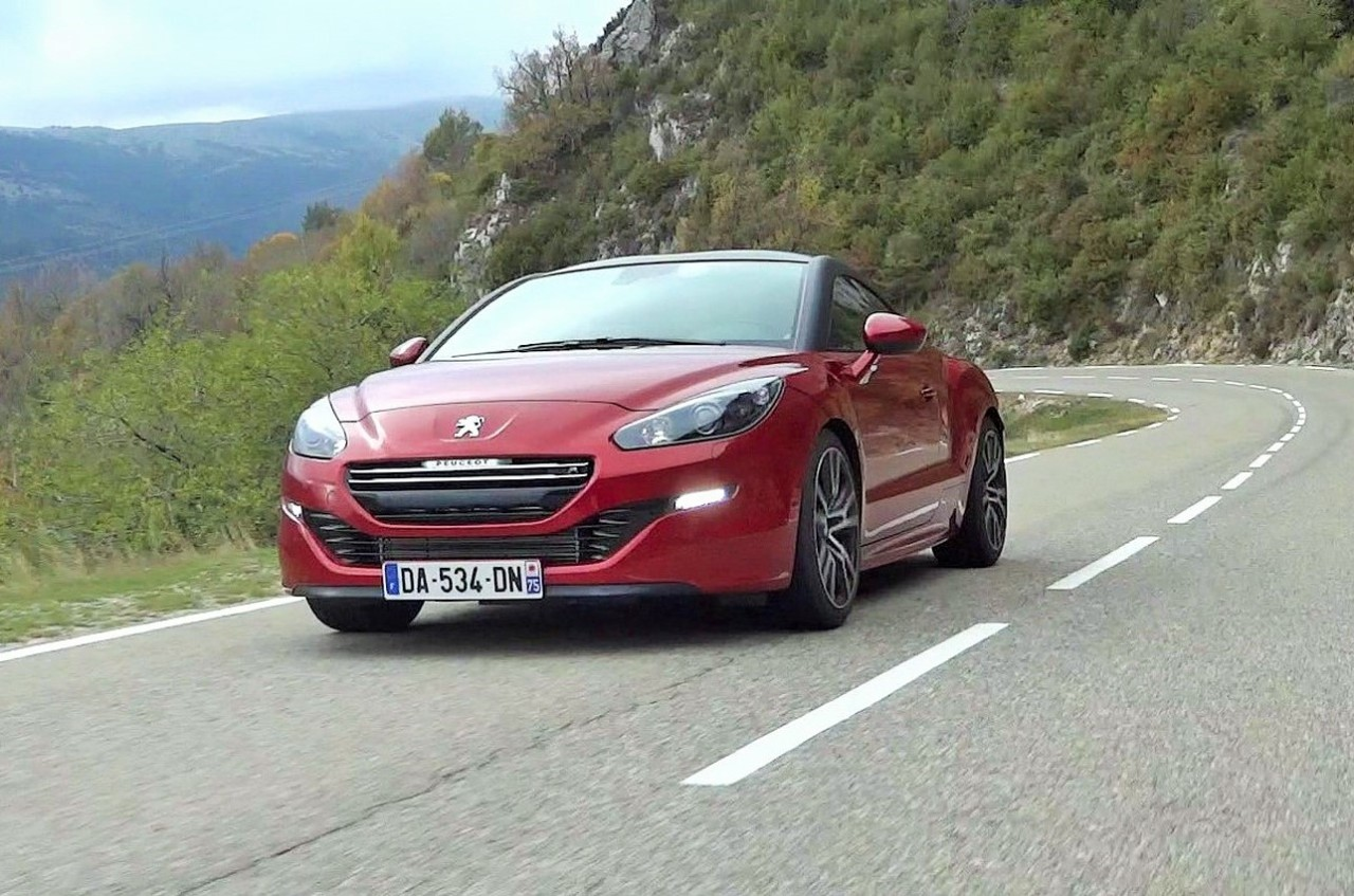 essai vid o de la peugeot rcz r 2013 l 39 argus. Black Bedroom Furniture Sets. Home Design Ideas