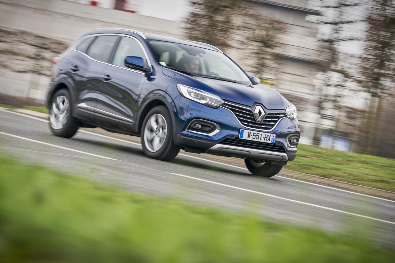Prix Renault Kadjar 2020 : une refonte légère de la gamme