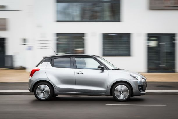 Suzuki Swift SHVS