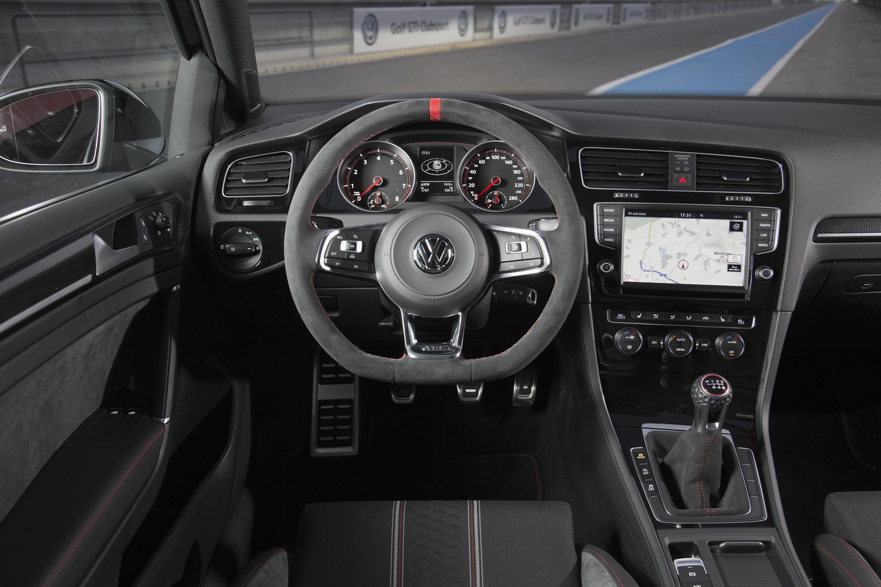 essai volkswagen golf gti clubsport test de la plus. Black Bedroom Furniture Sets. Home Design Ideas