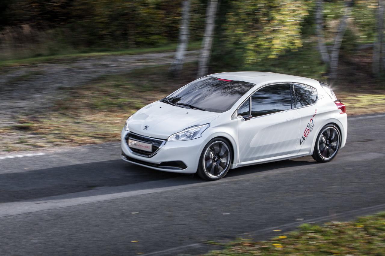 Essai Et Video Du Concept Peugeot 208 Hybrid Fe L Argus