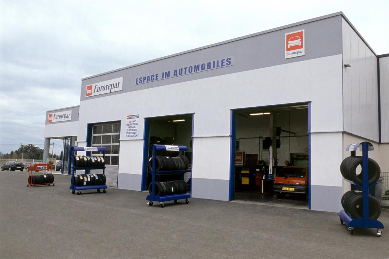 Motaquip et eurorepar fusionnent l 39 argus for Garage ww auto bernis