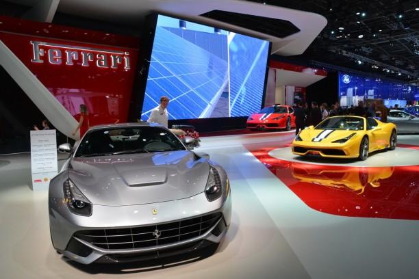 top 5 des voitures les plus ch res du mondial de l 39 automobile 2014 l 39 argus. Black Bedroom Furniture Sets. Home Design Ideas