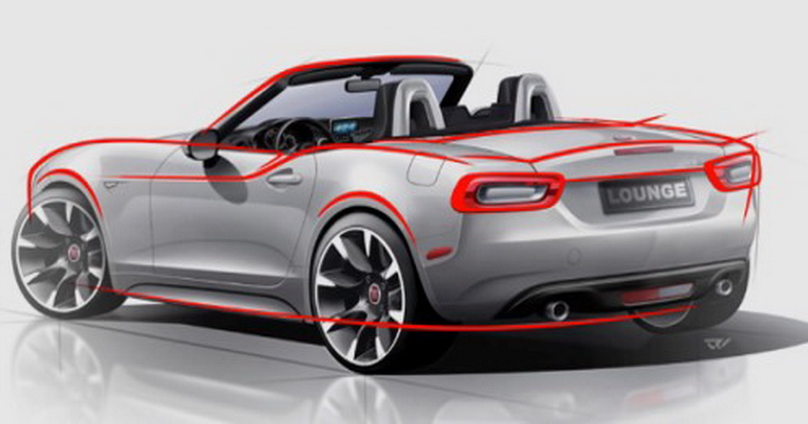 tarifs fiat 124 spider 2016 des prix partir de 25 990 photo 7 l 39 argus. Black Bedroom Furniture Sets. Home Design Ideas