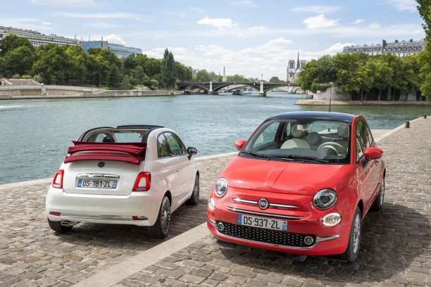 fiat 500 2019 un syst me hybride l ger pour remplacer le diesel l 39 argus. Black Bedroom Furniture Sets. Home Design Ideas