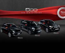 Fiat 500 500L 500X Rosso Amore Edizione