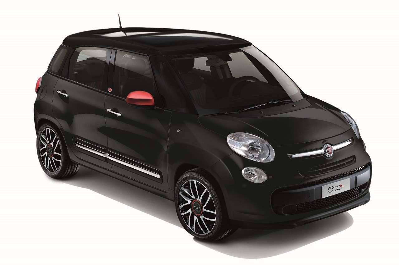 fiat 500 500l 500x prix de la s rie sp ciale rosso. Black Bedroom Furniture Sets. Home Design Ideas