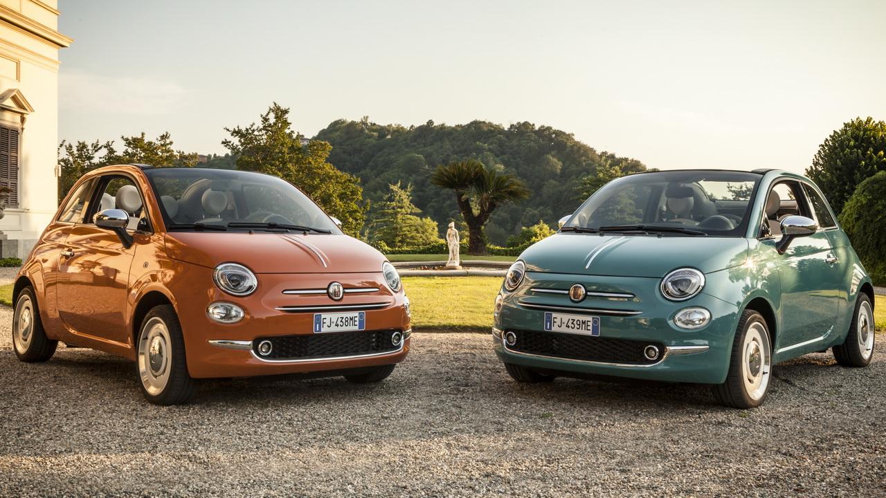 Extrêmement Prix Fiat 500 Anniversario 2017 : tous les tarifs de la série  PM33