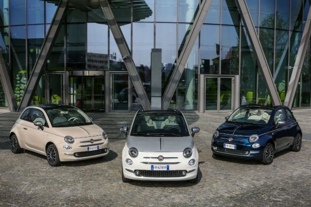 Prix Fiat 500 2018 Moteurs Revus Et Serie Speciale Collezione