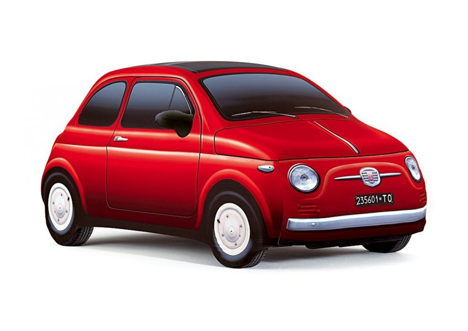 le top 50 des fiat 500 insolites fiat 500 cover l 39 argus. Black Bedroom Furniture Sets. Home Design Ideas