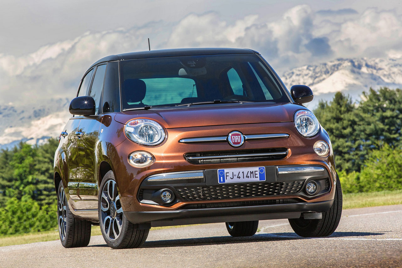 fiat 500l 2017 un l ger restylage de mi carri re photo 7 l 39 argus. Black Bedroom Furniture Sets. Home Design Ideas