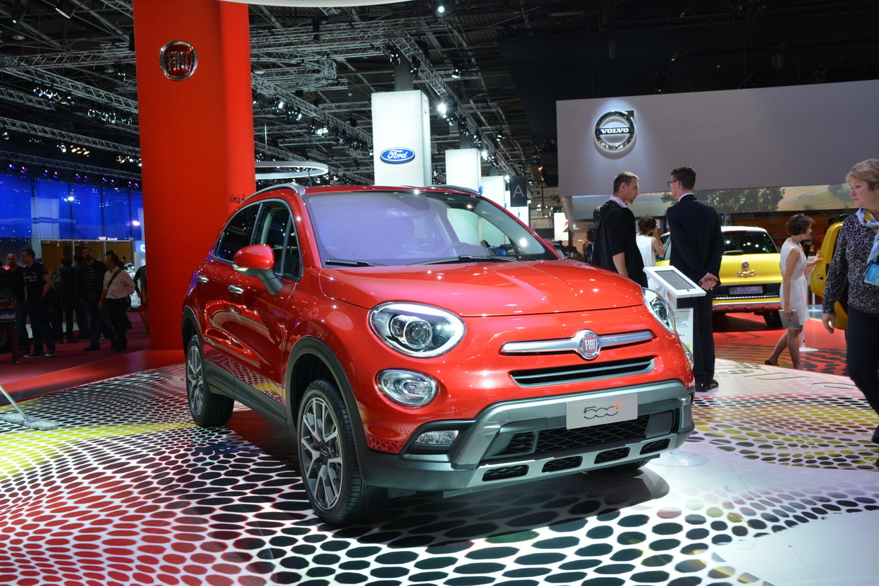 fiat 500x opening edition 2000 exemplaires de cette s rie limit e fiat auto evasion. Black Bedroom Furniture Sets. Home Design Ideas