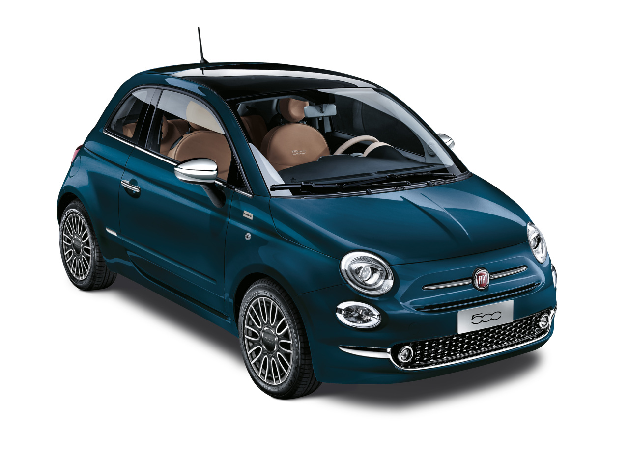 fiat 500 urban nouvelle s rie limit e 200 exemplaires l 39 argus. Black Bedroom Furniture Sets. Home Design Ideas
