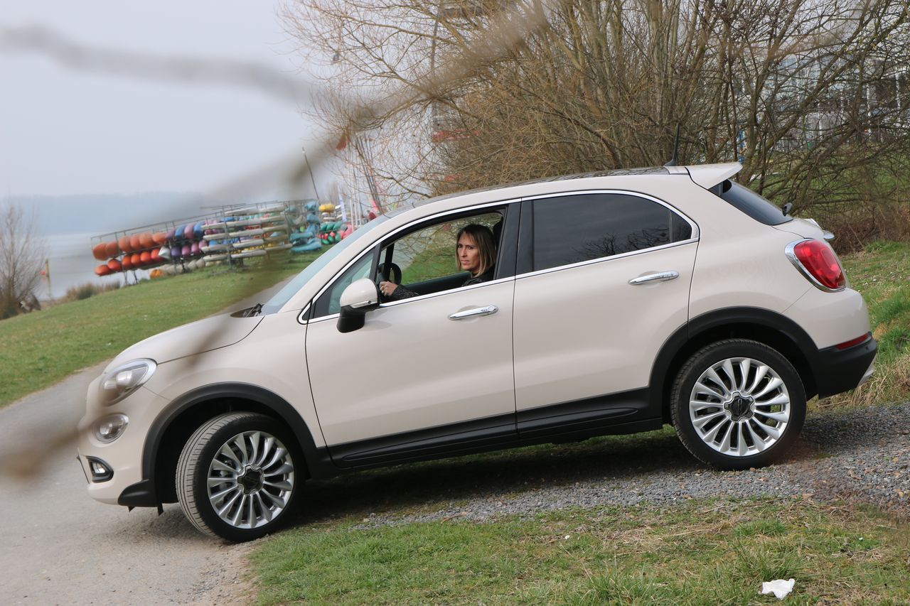 essai fiat 500x l 39 avis d 39 une lectrice sur le petit suv. Black Bedroom Furniture Sets. Home Design Ideas