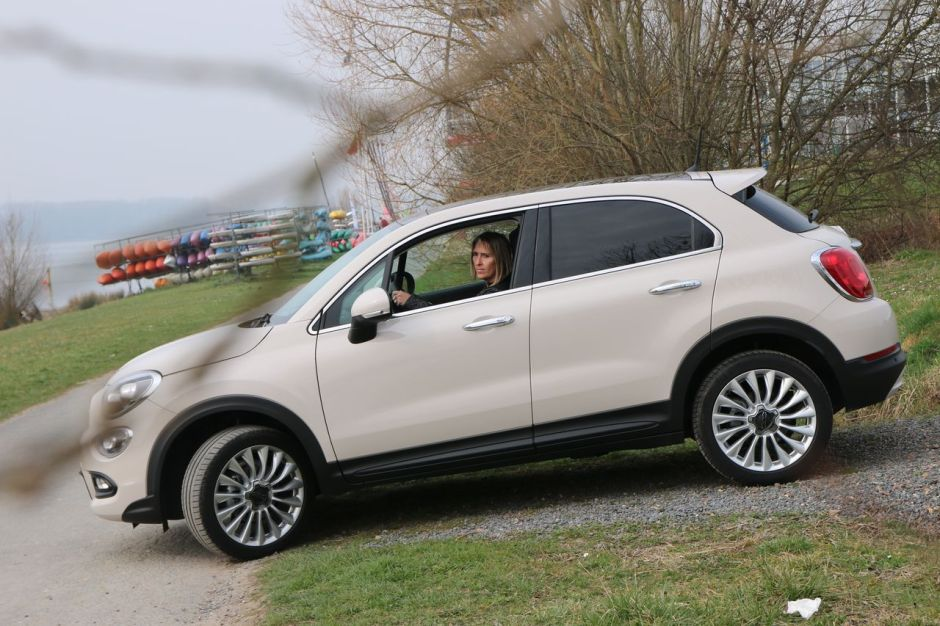 essai fiat 500x l 39 avis d 39 une lectrice sur le petit suv italien photo 3 l 39 argus. Black Bedroom Furniture Sets. Home Design Ideas