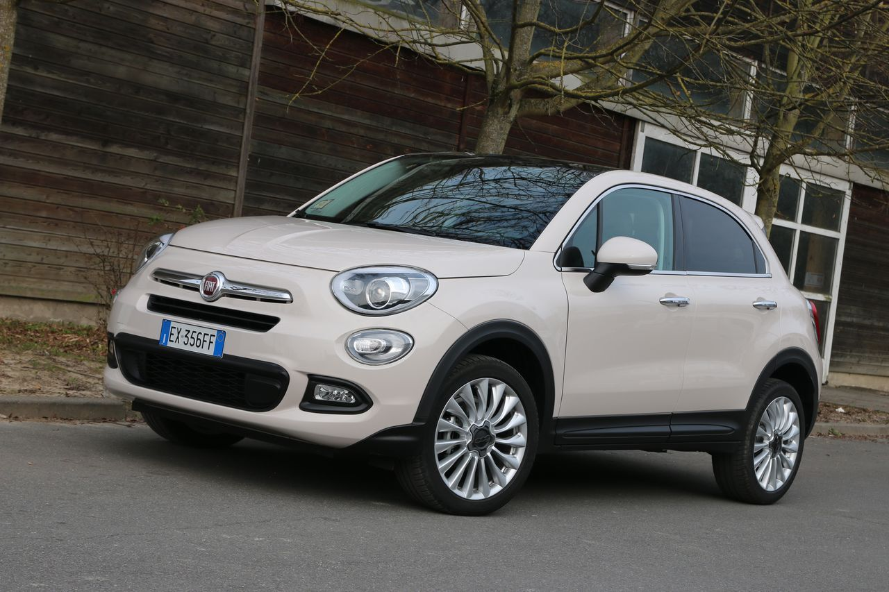 essai fiat 500x l 39 avis d 39 une lectrice sur le petit suv italien photo 19 l 39 argus. Black Bedroom Furniture Sets. Home Design Ideas