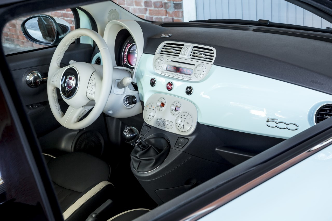 fiat 500 popstar 2015 plus de 1 000 euros d 39 avantage client photo 8 l 39 argus. Black Bedroom Furniture Sets. Home Design Ideas