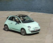 La Fiat 500C a droit elle aussi � la finition Popstar, sur sa motorisation 1.2 69 ch d'entr�e de gamme.