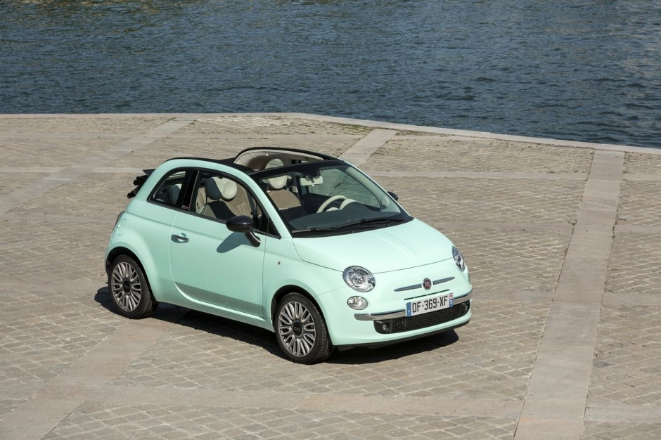 les prix de la fiat 500c popstar 2015 photo 1 l 39 argus. Black Bedroom Furniture Sets. Home Design Ideas