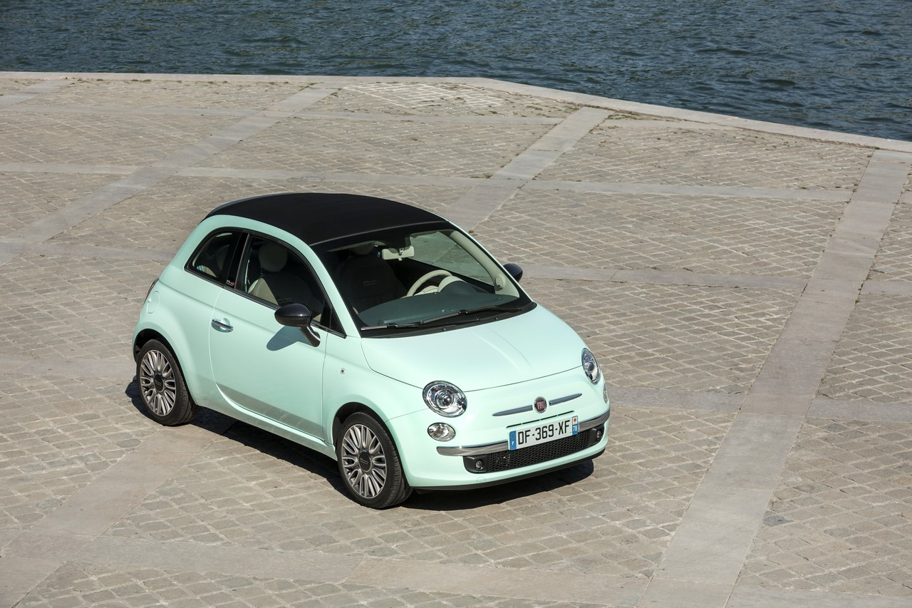 les prix de la fiat 500c popstar 2015 photo 3 l 39 argus. Black Bedroom Furniture Sets. Home Design Ideas