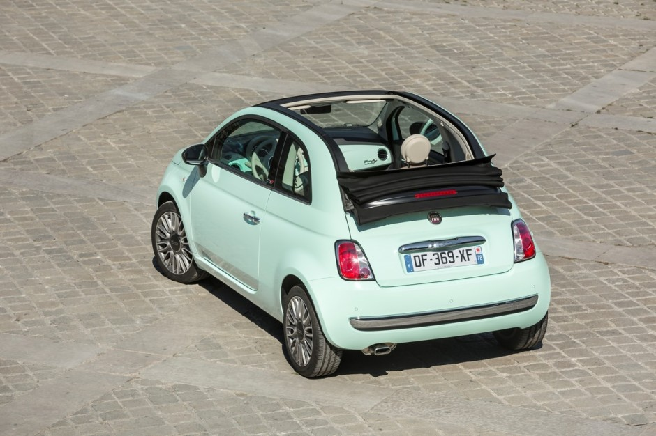 les prix de la fiat 500c popstar 2015 photo 5 l 39 argus. Black Bedroom Furniture Sets. Home Design Ideas
