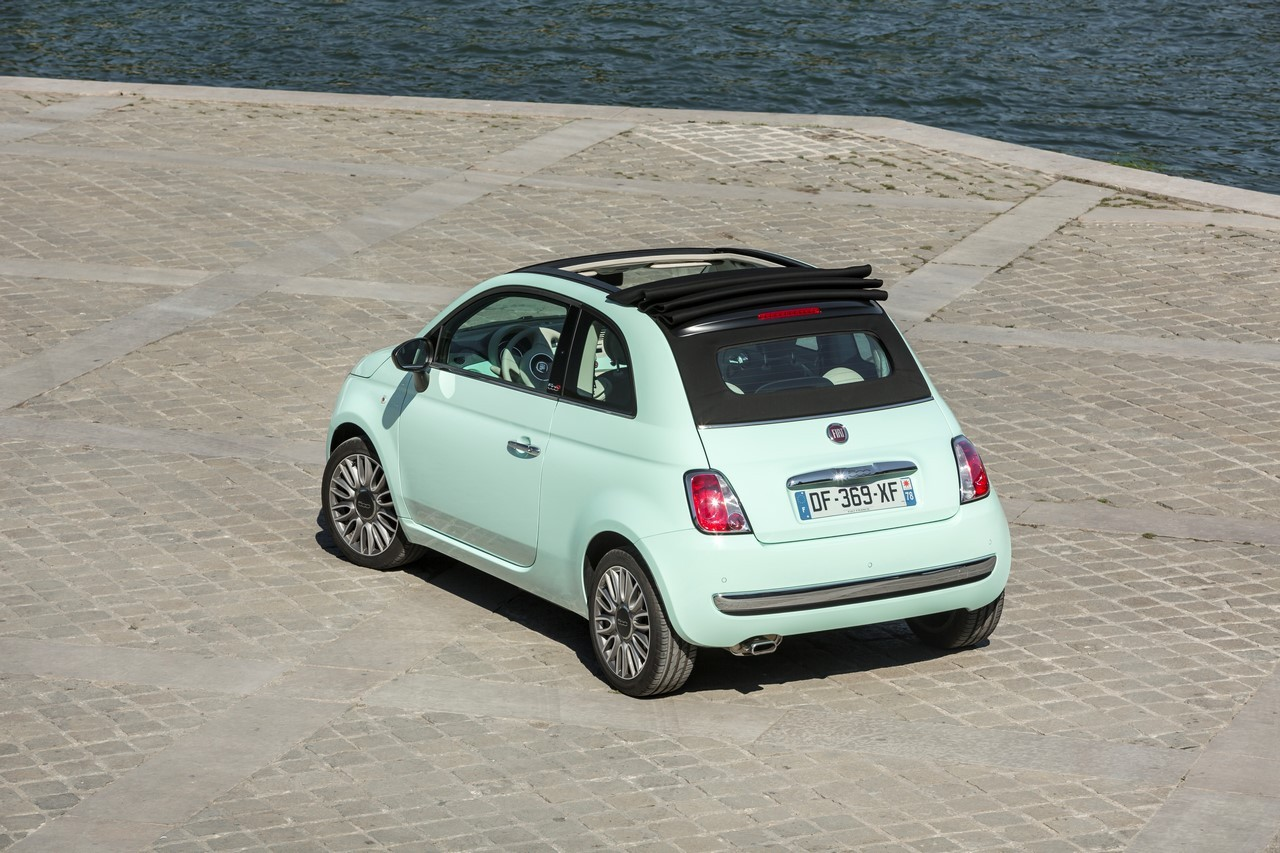 les prix de la fiat 500c popstar 2015 photo 7 l 39 argus. Black Bedroom Furniture Sets. Home Design Ideas