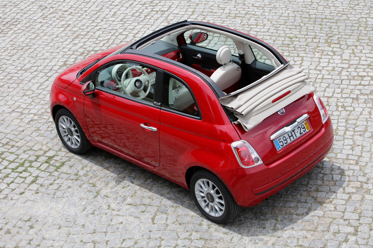 route occasion prix d une fiat 500 d occasion. Black Bedroom Furniture Sets. Home Design Ideas